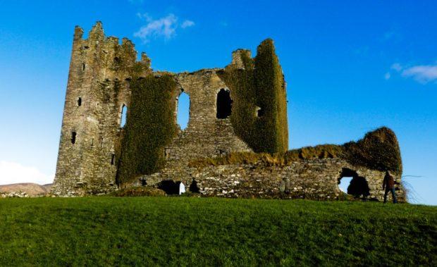 Ballycarbery castello irlanda
