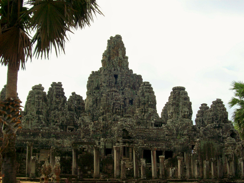 Cambogia bayon