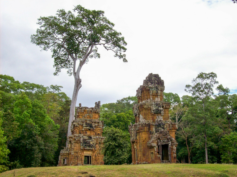 Cambogia Angkor temples