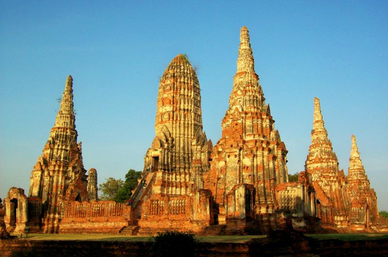 Ayuttaya, Tailandia