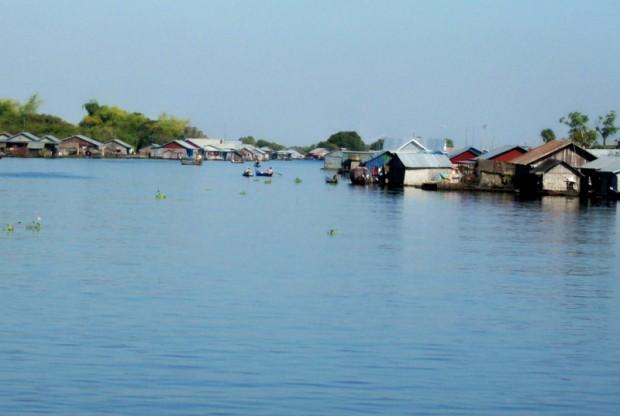 Cambogia Tonle Sap