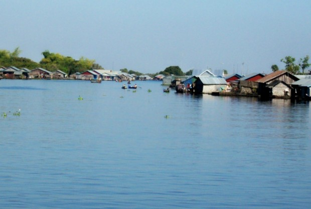 Cambogia – In barca da Angkor a Battambang