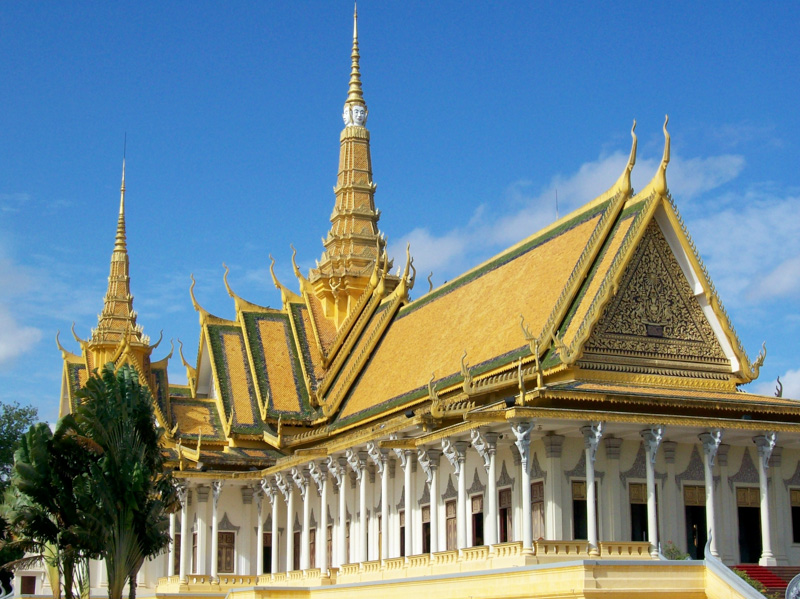 Cambogia phom penn