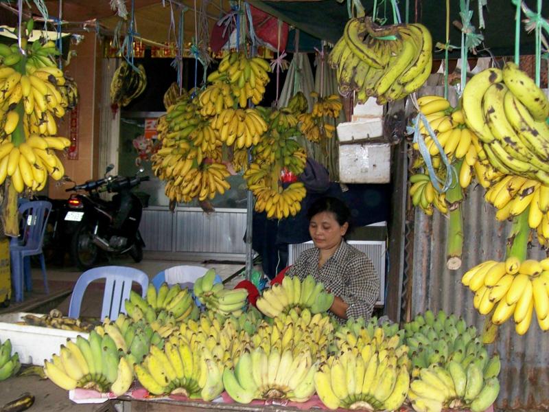 Cambogia banane