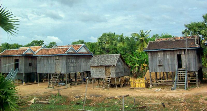 Cambogia palafitte