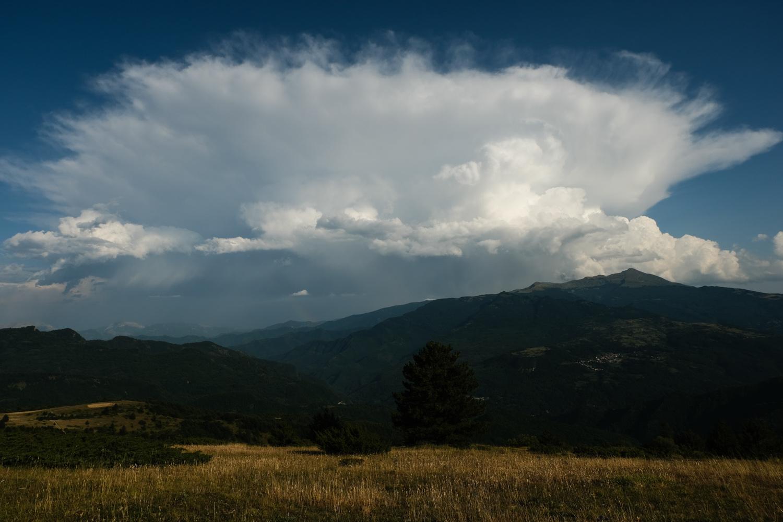 Cammino nelle Terre Mutate viaggio in centro Italia temporale