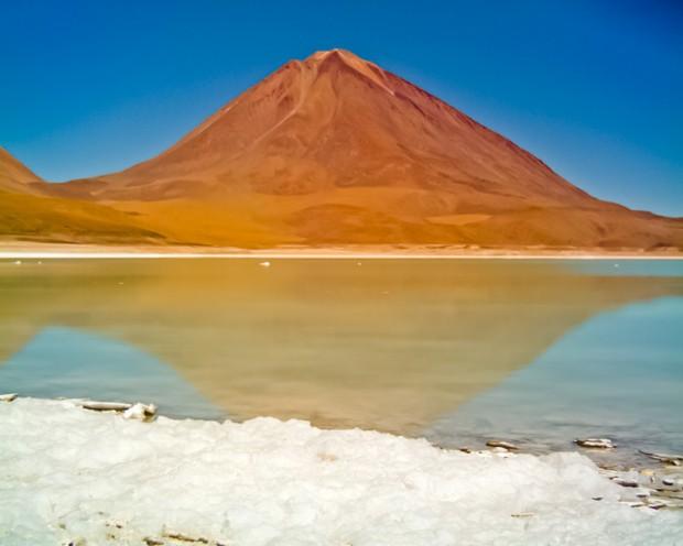 Bolivia: laguna verde e laguna colorada