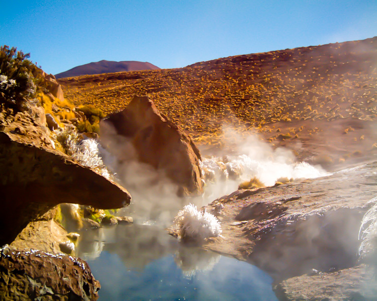 Bolivia fuoco e ghiaccio