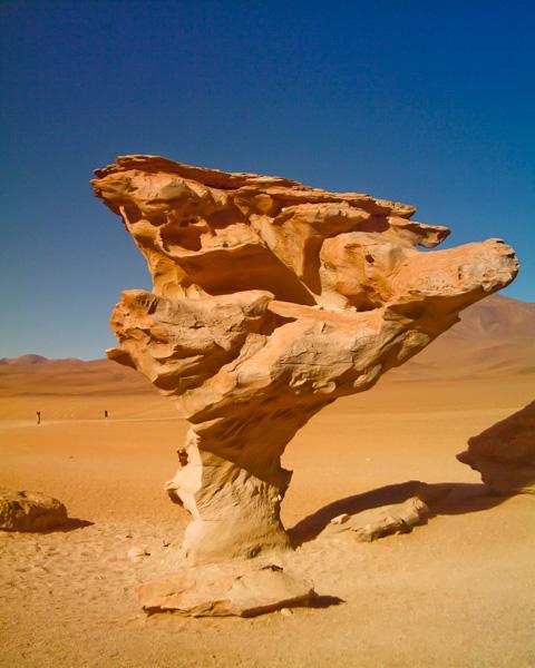 Bolivia deserto de Atacama