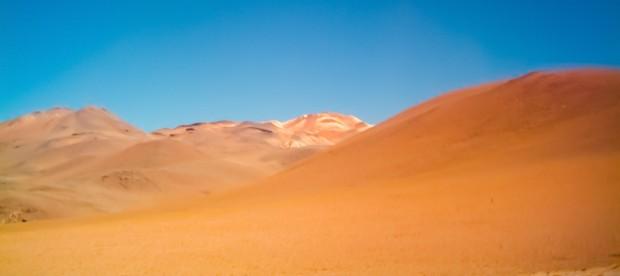Bolivia deserto