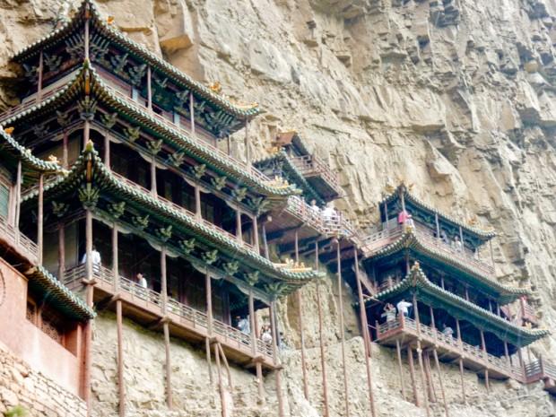 Cina: il tempio sospeso (Xuankong)