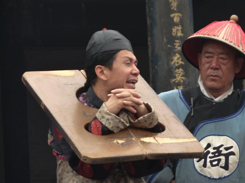 Cina arresto