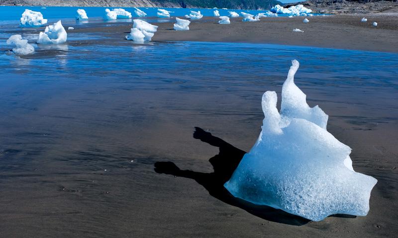 Viaggio Groenlandia spiaggia