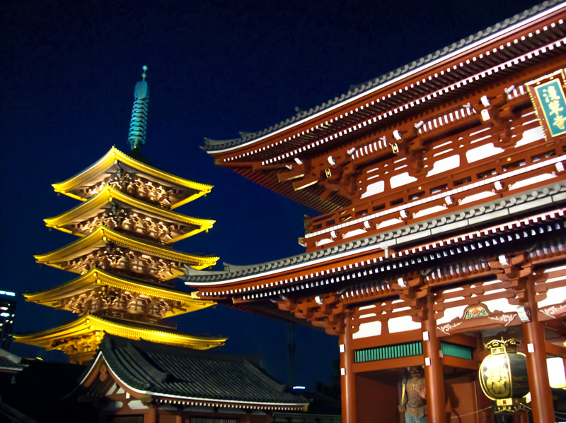 Giappone Asakusa