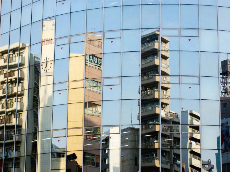Giappone specchi