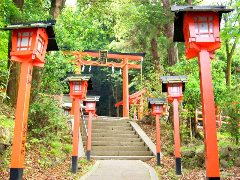 Giappone templio