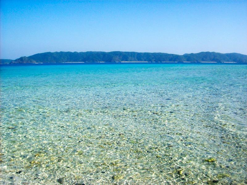 Giappone Okinawa mare