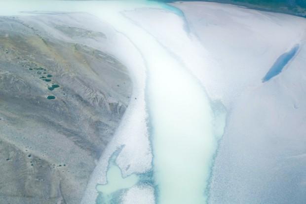 Viaggio Groenlandia fiume