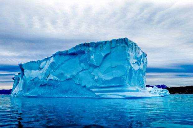 Viaggio Groenlandia iceberg