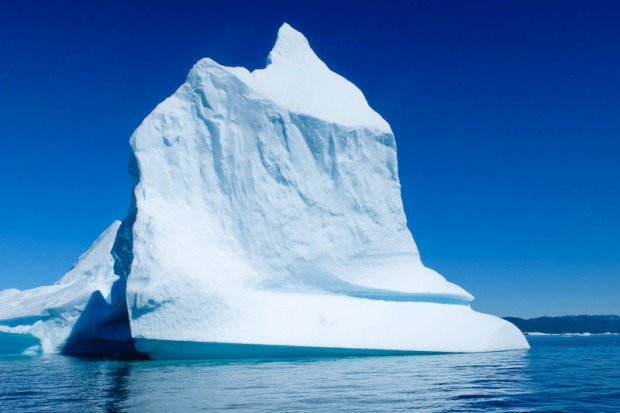 Groenlandia: vita da iceberg
