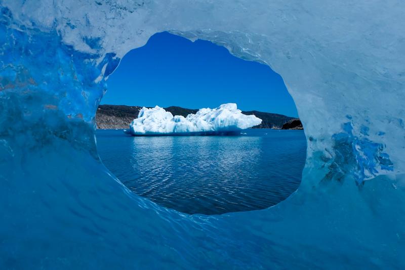 Viaggio Groenlandia oblò