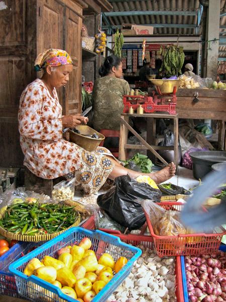 Indonesia donna