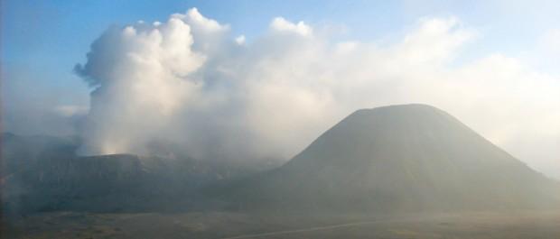 Indonesia Bromo vulcano