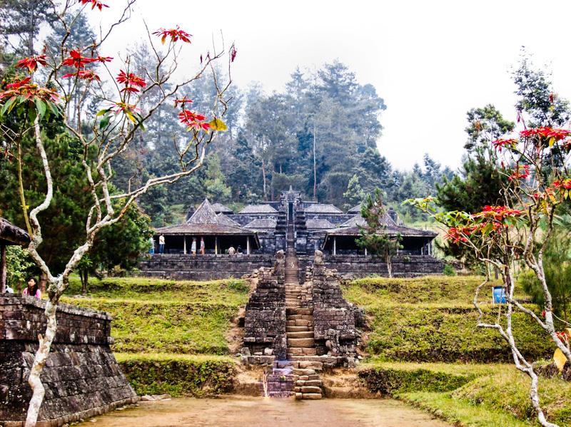 Indonesia templio