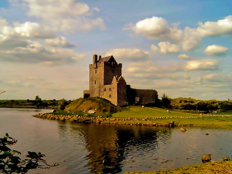 Irlanda castello
