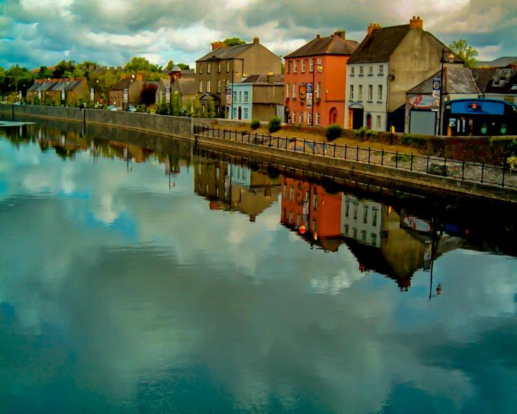 Irlanda fiume