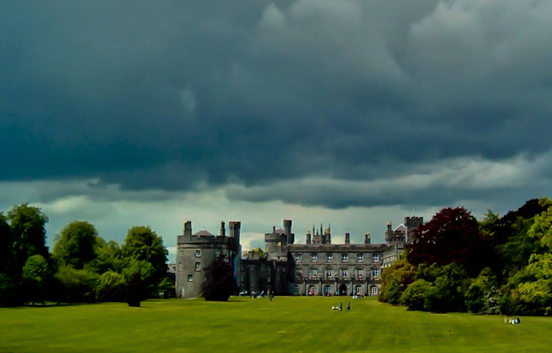 Irlanda castello Kickenny