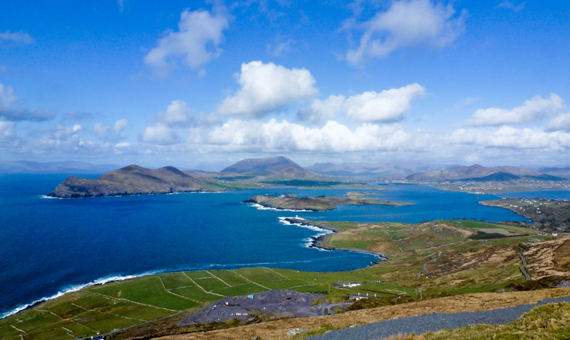 Irlanda ring of kerry