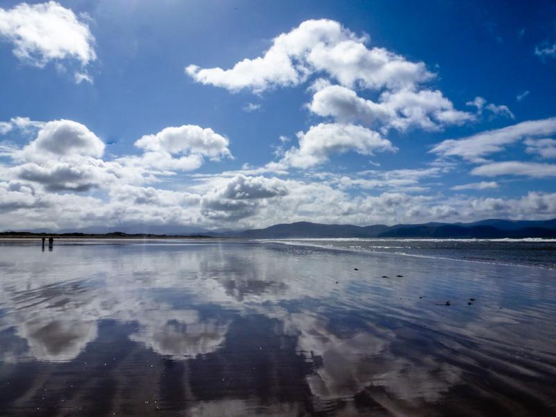 Irlanda spiaggia