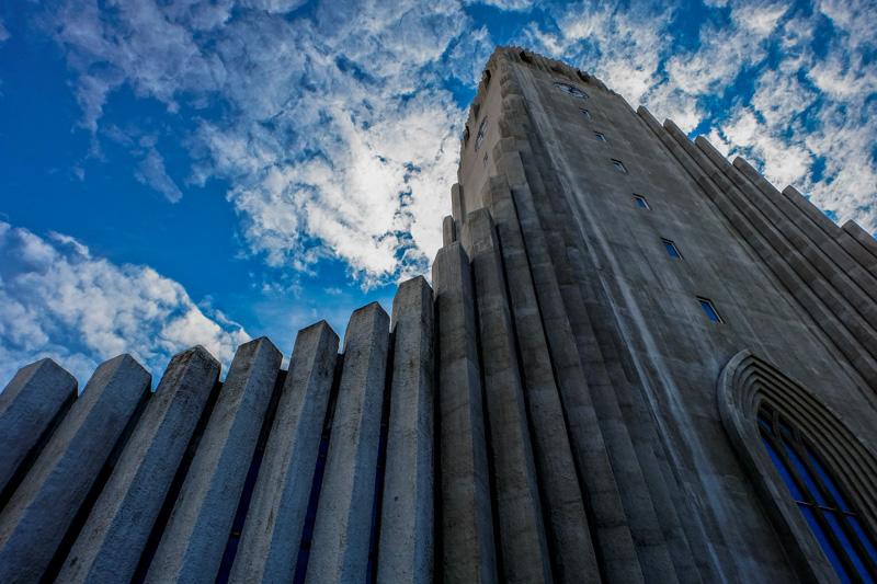 Islanda cattedrale