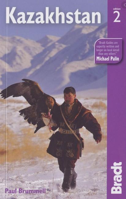 Kazakhstan, di Paul Brummell. Libro guida asia centrale