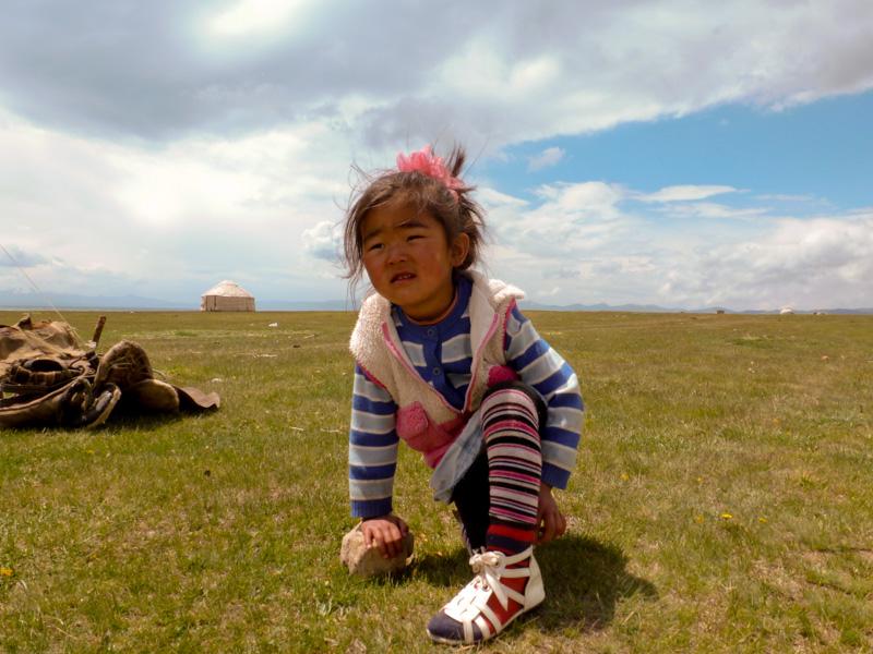 Kirghizistan viaggio
