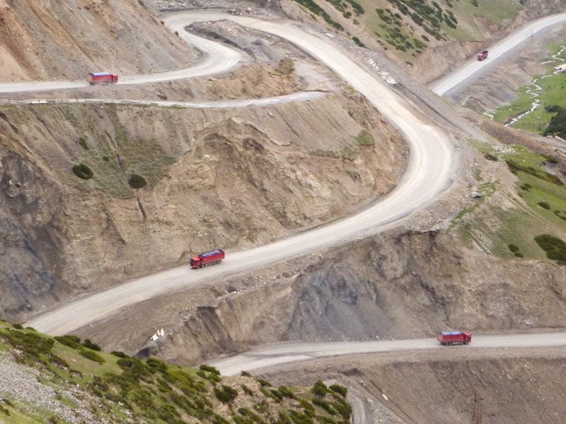 Kirghizistan Pamir Highway