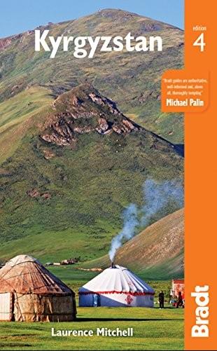 Kirghizistan guida libro Asia centrale
