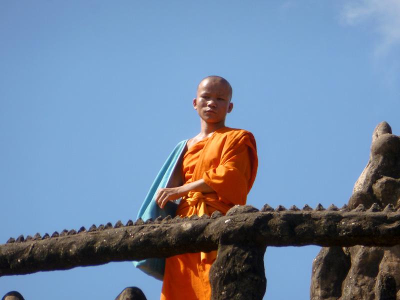 Laos monaco