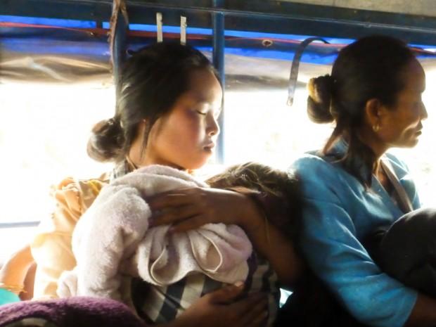 Laos tribu