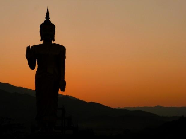 Laos budda