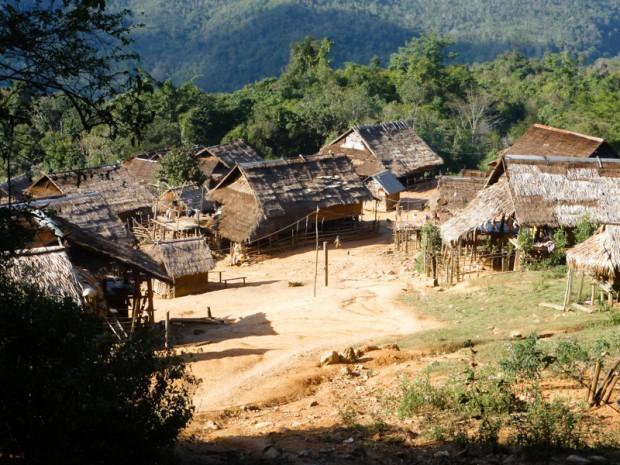 Laos vilaggio