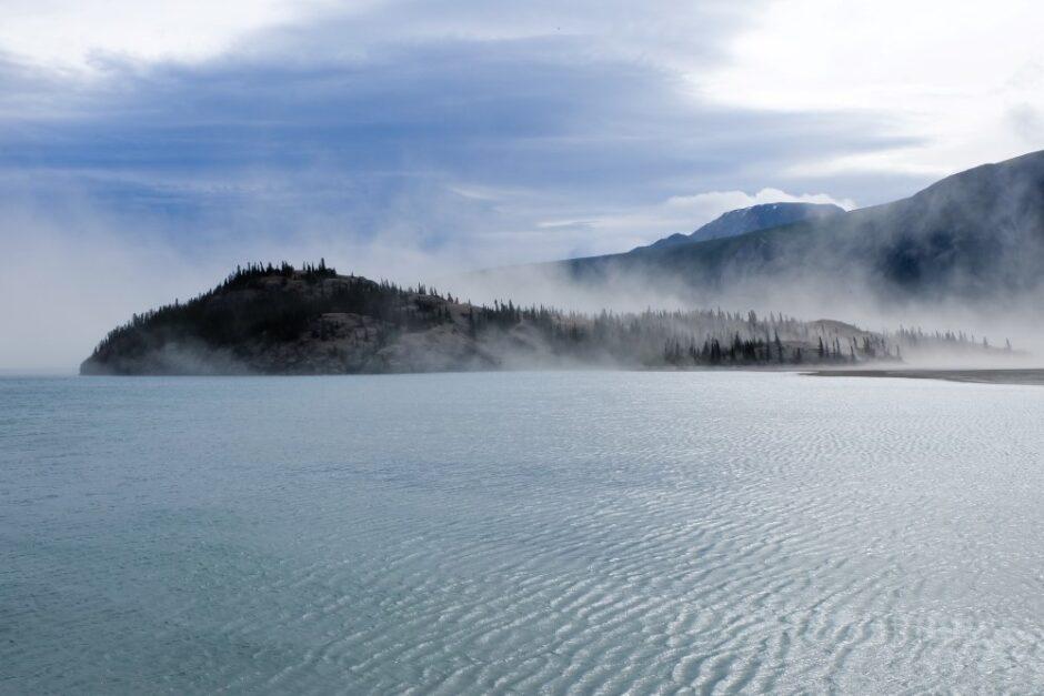 Libri di viaggio in Canada Kluane parco nazionale