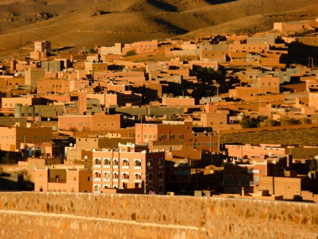Marocco tremonto