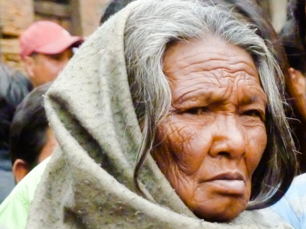 Nepal volto
