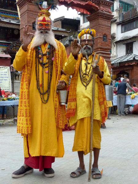 Nepal santoni