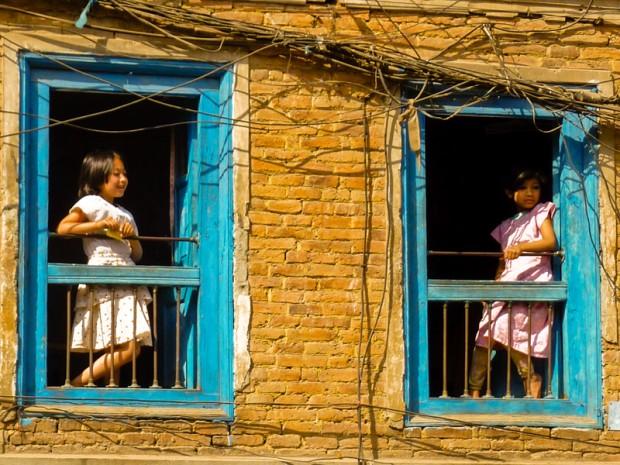 Nepal finestre