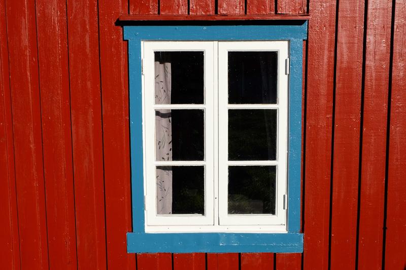 Norvegia finestra