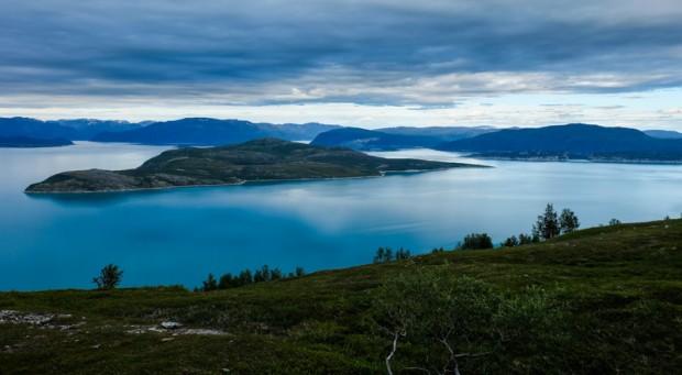 Norvegia fiordo