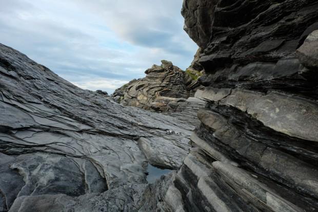 Norvegia rocce